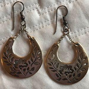 Brighton boho hoop earrings